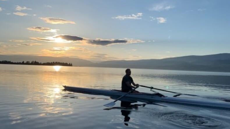 Rowing lessons in Kelowna