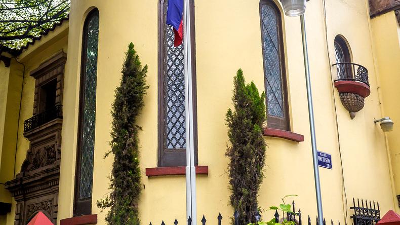 School building in Mexico City