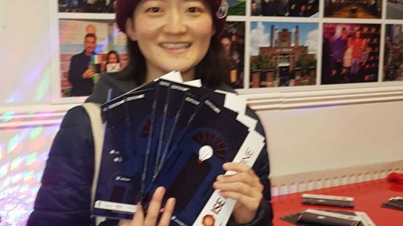 Launch of ISE magazine.