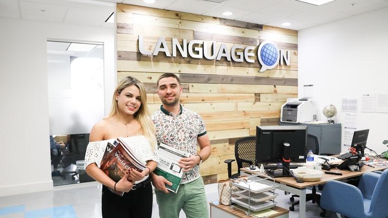 Language On students