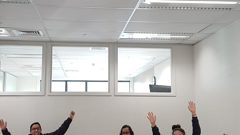 Language Schools New Zealand class