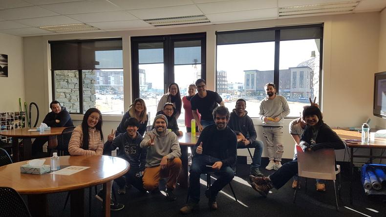 Language Schools New Zealand lesson