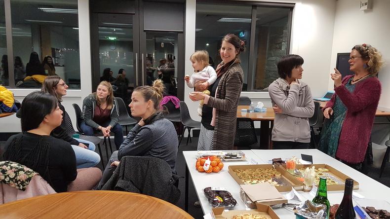 Party in Queenstown