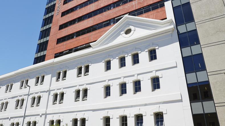 Language Teaching Centre school building