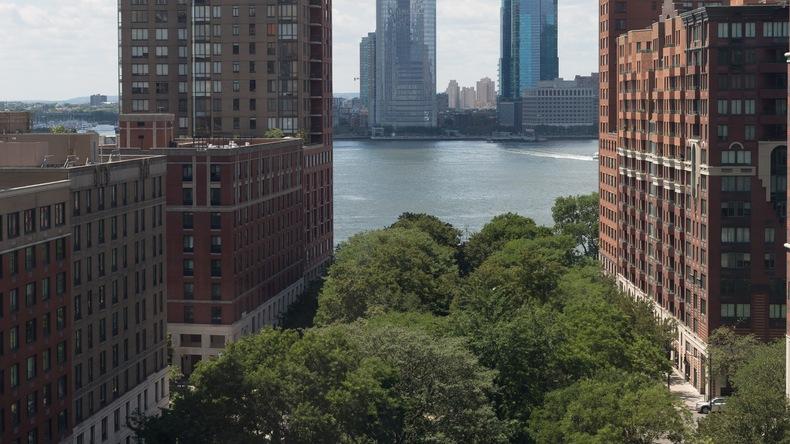 Views of New York.