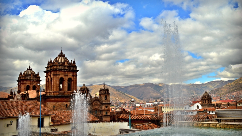 Views of Cuzco