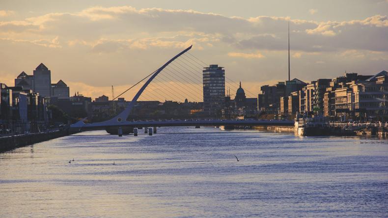 Views of Dublin