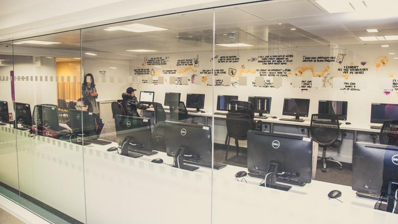 NCG computer facilities