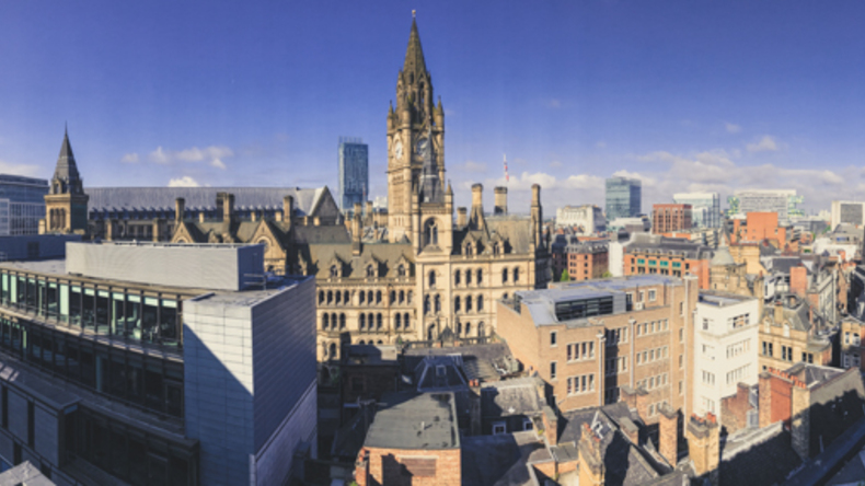 Views of Manchester
