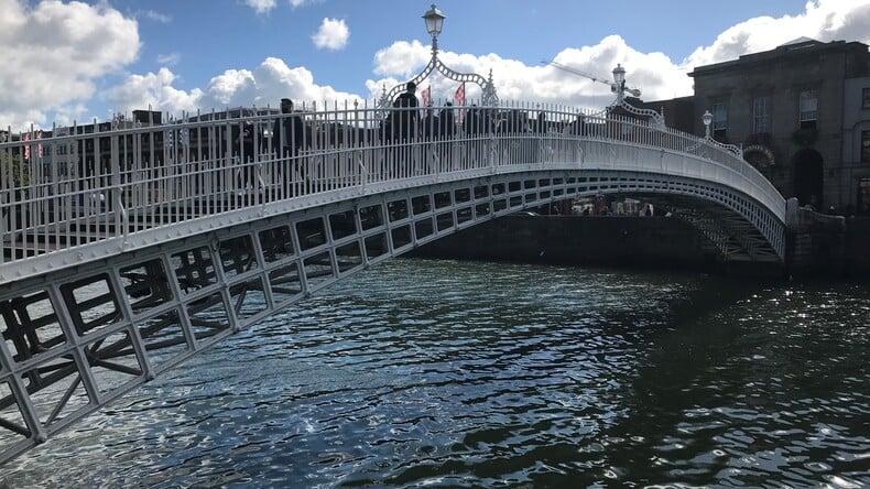 Seeing Dublin
