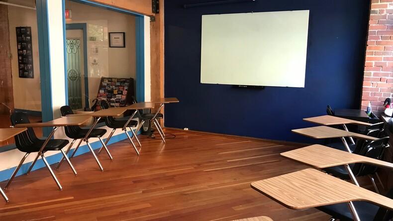 OHC English classroom
