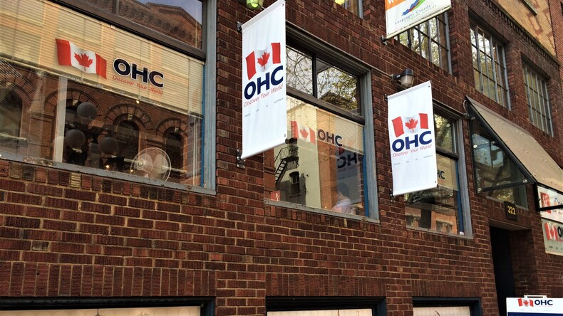 OHC English in Vancouver