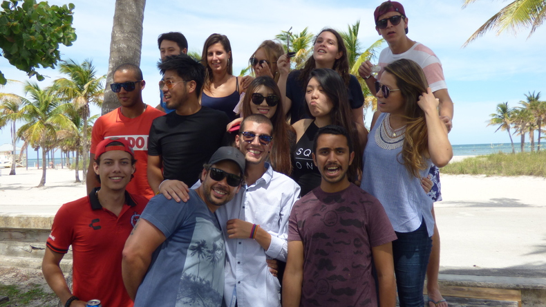 Group excursion