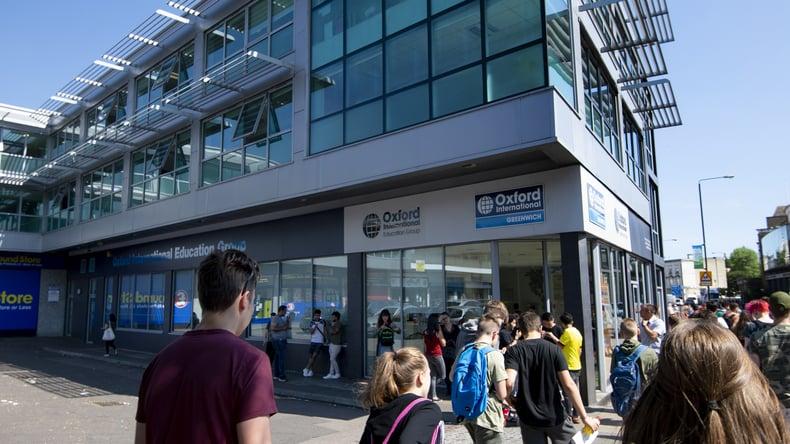 Oxford International Education London