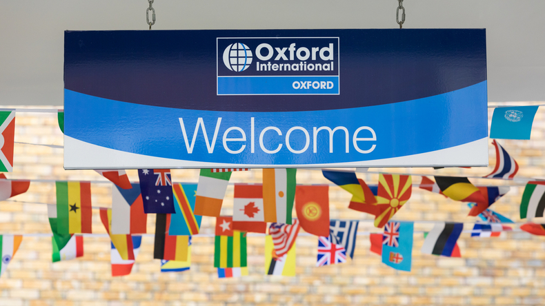 Welcome to Oxford International Education