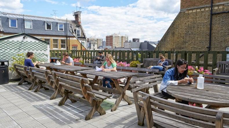 Terrace London