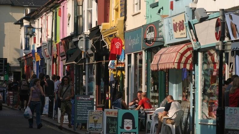 Streets of Brighton