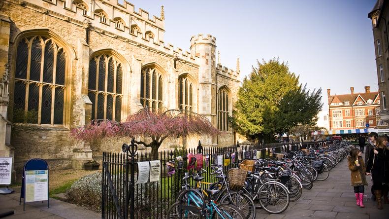Excursion in Cambridge