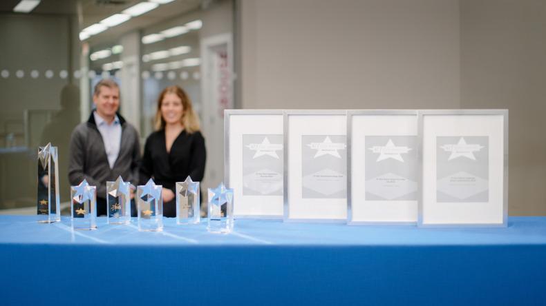 Tamwood Language Centre awards
