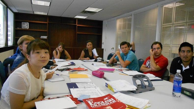 International classes