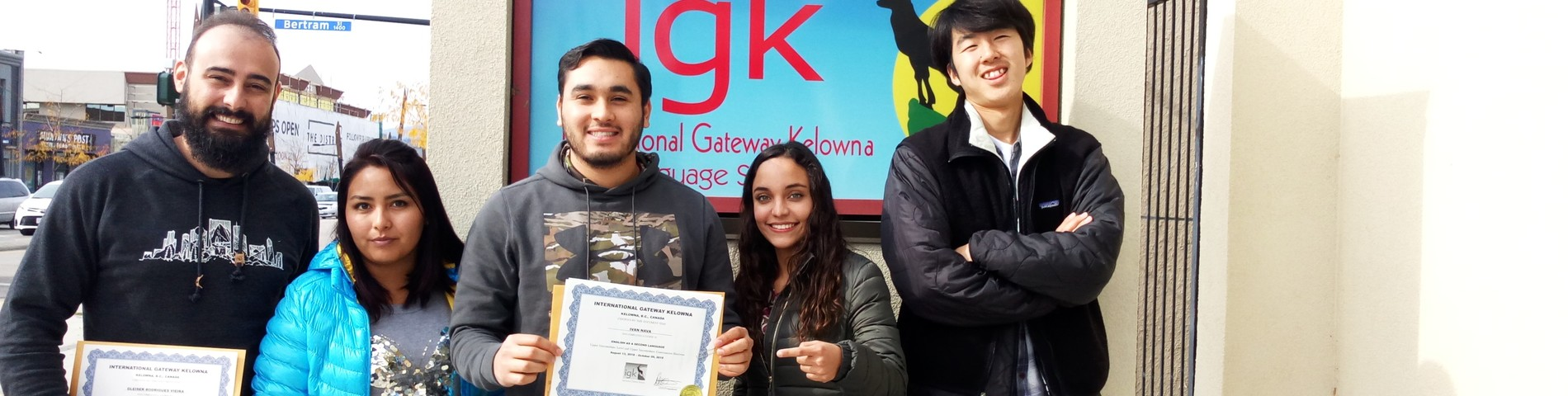 International Gateway Kelowna picture 1