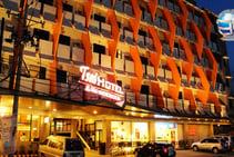 Tsai Hotel, 3D Universal English Institute, 세부 시티