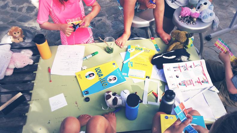 Escuela Entrelenguas에서 배우기