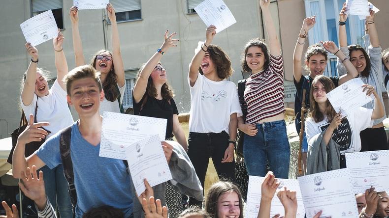 성공적인 학생들