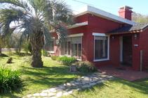 Rezydencja szkolna (prywatna łazienka), Centro de Enseñanza de Español La Herradura, Punta del Este