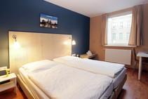 Jednoosobowy pokój w Hotelu dla młodzieży, DID Deutsch-Institut, Frankfurt - 2
