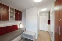 Mieszkanie studenckie (od 27 roku życia), DID Deutsch-Institut, Frankfurt - 1