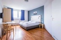 Hotel młodzieżowy - Come2gether, DID Deutsch-Institut, Hamburg - 2