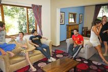 Dom studencki GHS - łóżka piętrowe, Good Hope Studies, Kapsztad