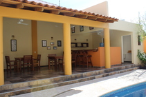 Zakwaterowanie u rodziny , Oasis Language School, Puerto Escondido - 2
