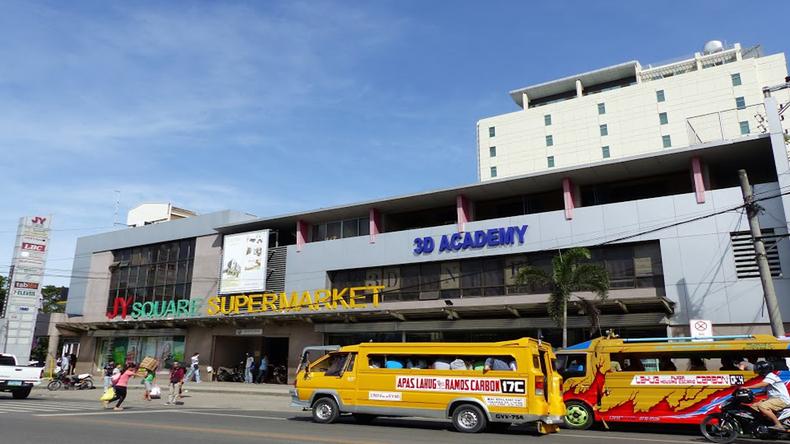 Poza szkołą w Cebu City