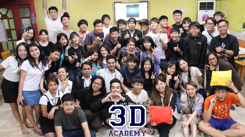 Szczęśliwi uczniowie