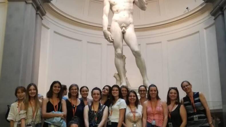 Wizyta w Galerii Akademii