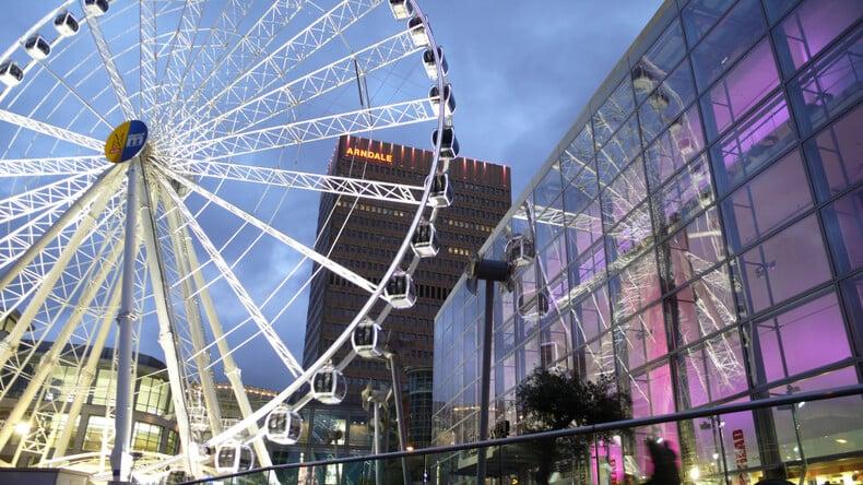 Zwiedzanie Manchesteru