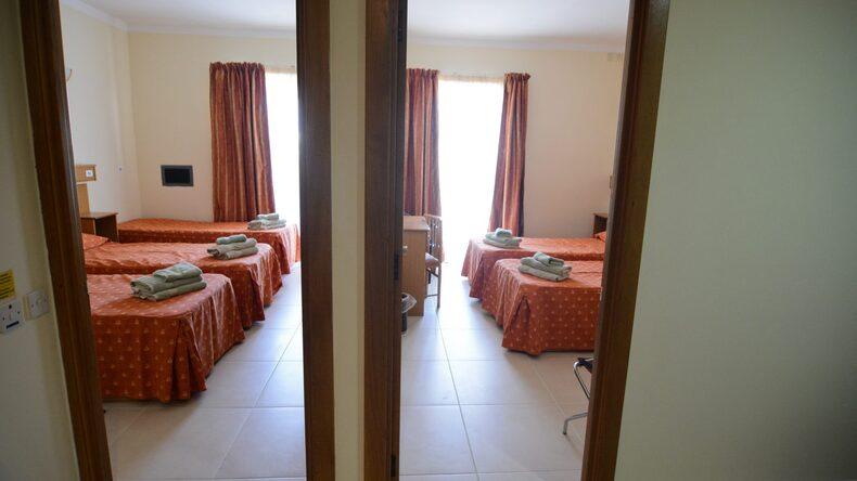 Pokoje w apartamencie
