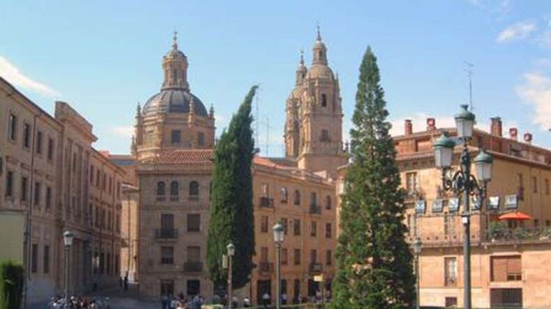 Miasto Salamanca