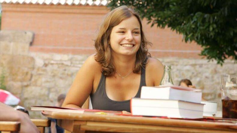 Szczęśliwy student