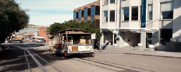 San Francisco miejsc do przyłączenia