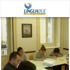 Linguadue, Milano