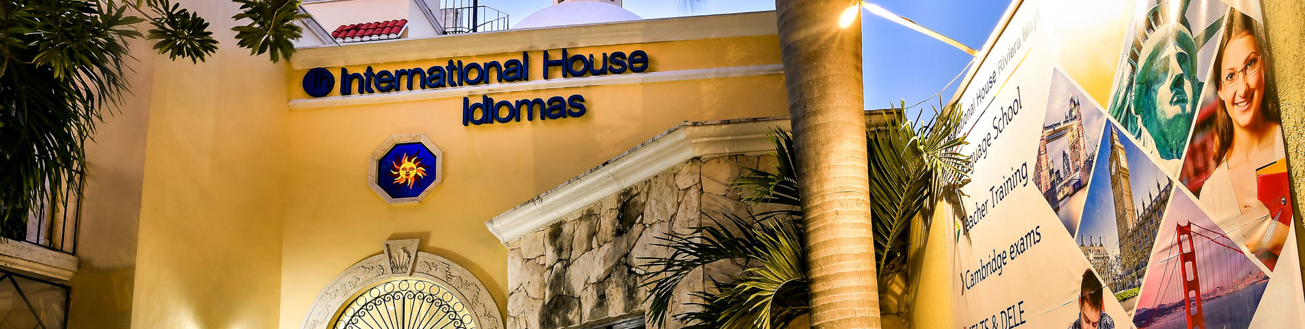 International House - Riviera Maya bilde 1