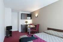 Résidence Porte de Versailles - Apart\'hotel, Accord French Language School, Paris - 1