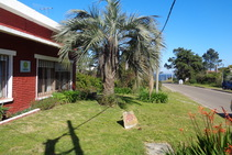 Residência da Escola (banheiro privativo), Centro de Enseñanza de Español La Herradura, Punta del Este