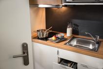 Residência estudantil (18 a 26 anos), DID Deutsch-Institut, Hamburgo - 1