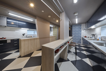 Casa do Estudante - Tipo A - Enmachi, ISI Language School, Kyoto - 2