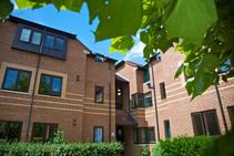 Crescent Hall Residência de Verão, Kings, Oxford - 1