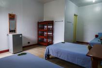 Dormitório, Paradise English, Boracay Island